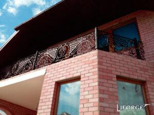 Кованые балконы купить Гродно Минск Брест