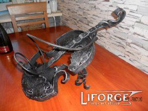 кованое изделие от компании Liforge