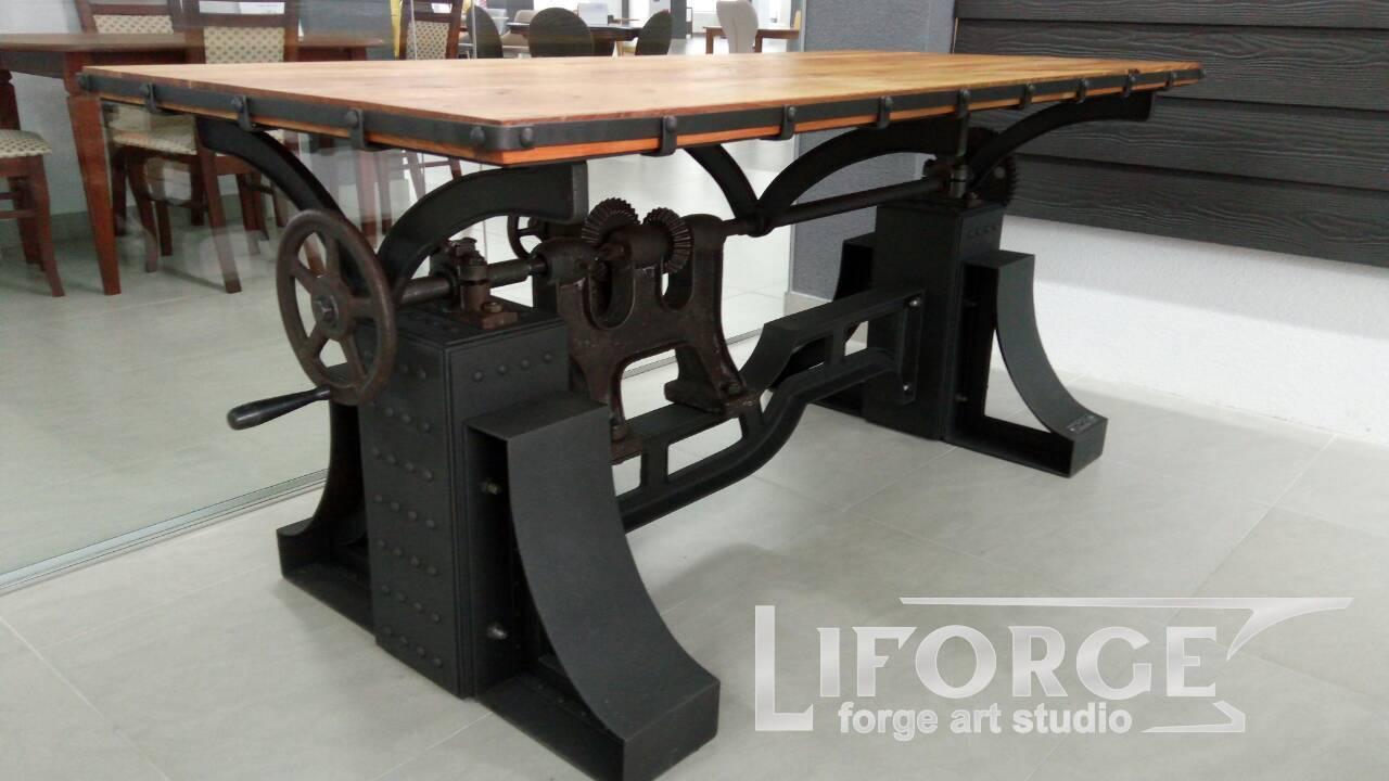Стол в Лофт стиле №007 4500 руб.