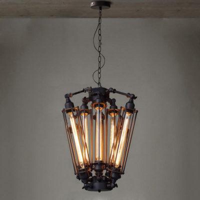 Светильник в стиле Лофт №002