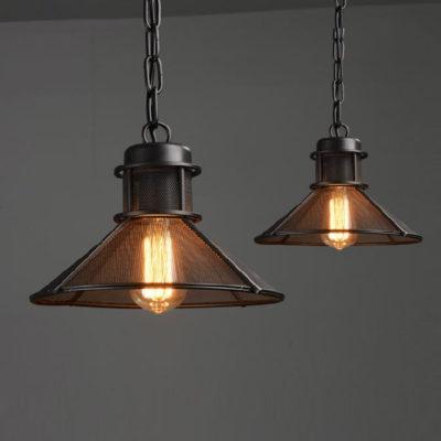 Светильник в стиле Лофт №003